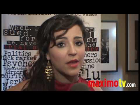 Tatiana Nicole Del Toro Interview At