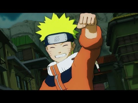 THIS GAME IS NOTHING BUT MEMORIES! Naruto Ultimate Ninja Storm Legacy (Storm 1 & 2)