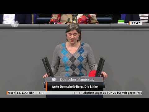 Anke Domscheit-Berg, DIE LINKE: Frauen und Mädchen vor digitaler Gewalt schützen!