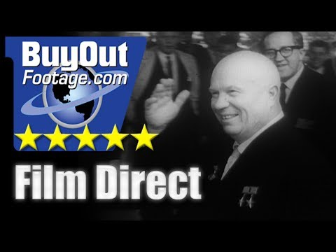 President Eisenhower Proposes New World Disarmament at UN 1960 FILM DIRECT