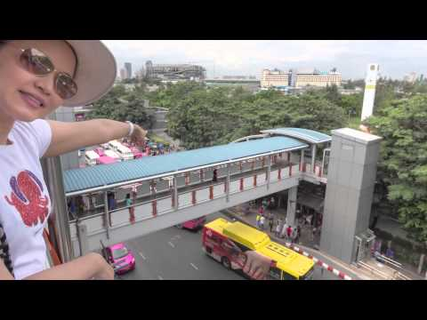 Bangkok Venice Suite (How to go to Chatuchak weekend market by BTS)