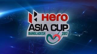 Kejohanan Hoki Piala Asia 2017 | Malaysia lwn India | Sorotan Masa Penuh | Astro Arena