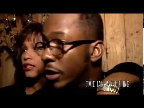 Whitney Houston on Black History Month