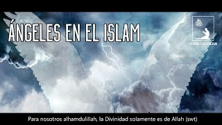 Ángeles en el Islam   Ángel Gabriel le da la revelación al Profeta Muhammad (saw)