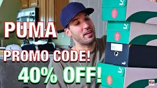 PUMA FRIENDS & FAMILY DISCOUNT CODE! SNEAKERS & CLOTHING YOU CAN COP FOR THE LOW!