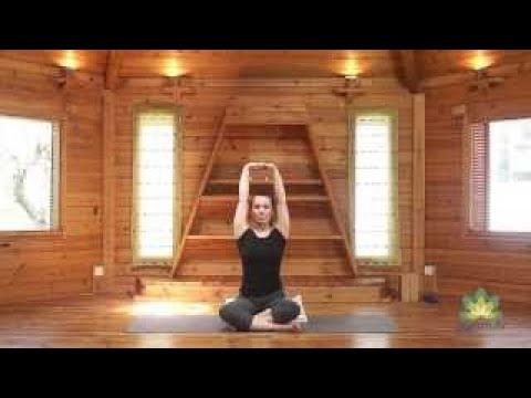 Yoga, clase completa en español Ánclate a la tierra y crece