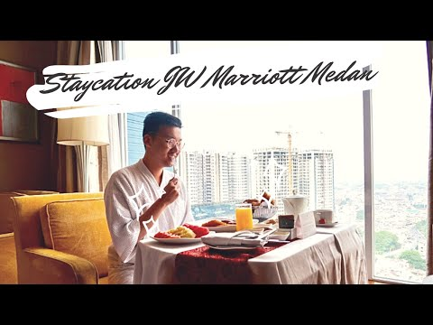 [Staycation] At JW Marriott Hotel Medan