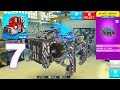 Blocky Cars Online - Gameplay Walkthrough Part 7 - New Machine Black Widow (Android Games)