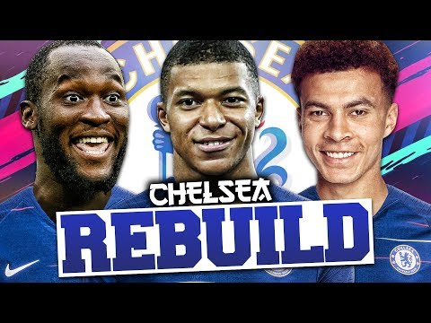 REBUILDING CHELSEA!!! FIFA 19 Career Mode thumbnail