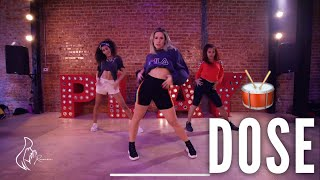 """""""Dose"""" - with live drums! - Rumer Noel Choreo - @Ciara"""