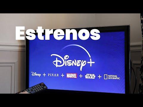 ????????????????  Estos son los Estrenos Disney+ en su lanzamiento  ????????????????   Estereofonica