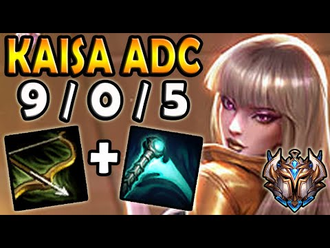 Kaisa vs Miss Fortune ADC - Korea Challenger ✔️ Patch 10.16 ✔️