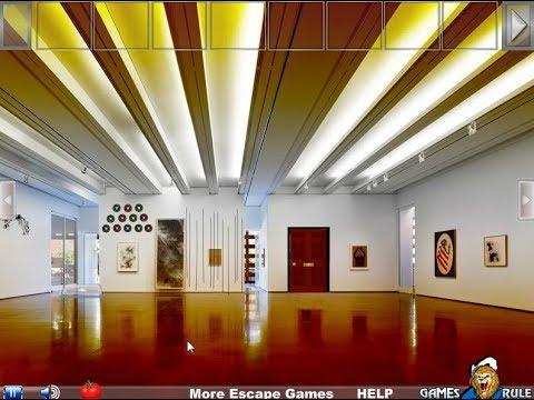 National Art Museum Escape Walkthrough [Games2Rule]