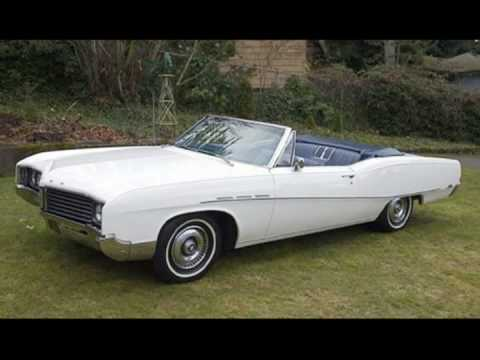 1967 buick lesabre custom convertible youtube. Black Bedroom Furniture Sets. Home Design Ideas