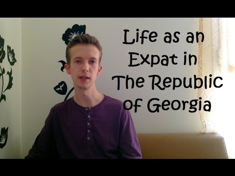 ExpatsEverywhere: Life in The Republic of Georgia