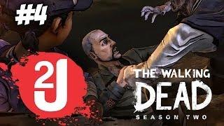 the walking dead season 2 panico no lago 4