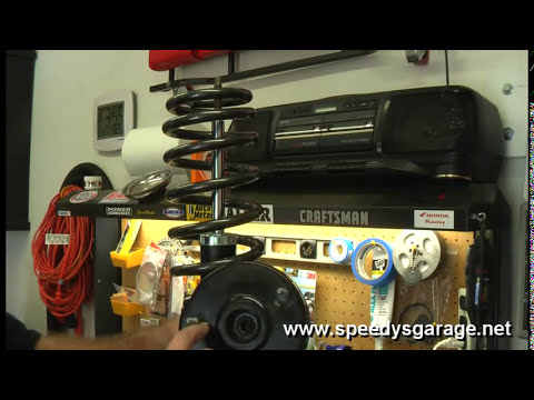 Part 2 - Challenger Eibach Suspension Install Front