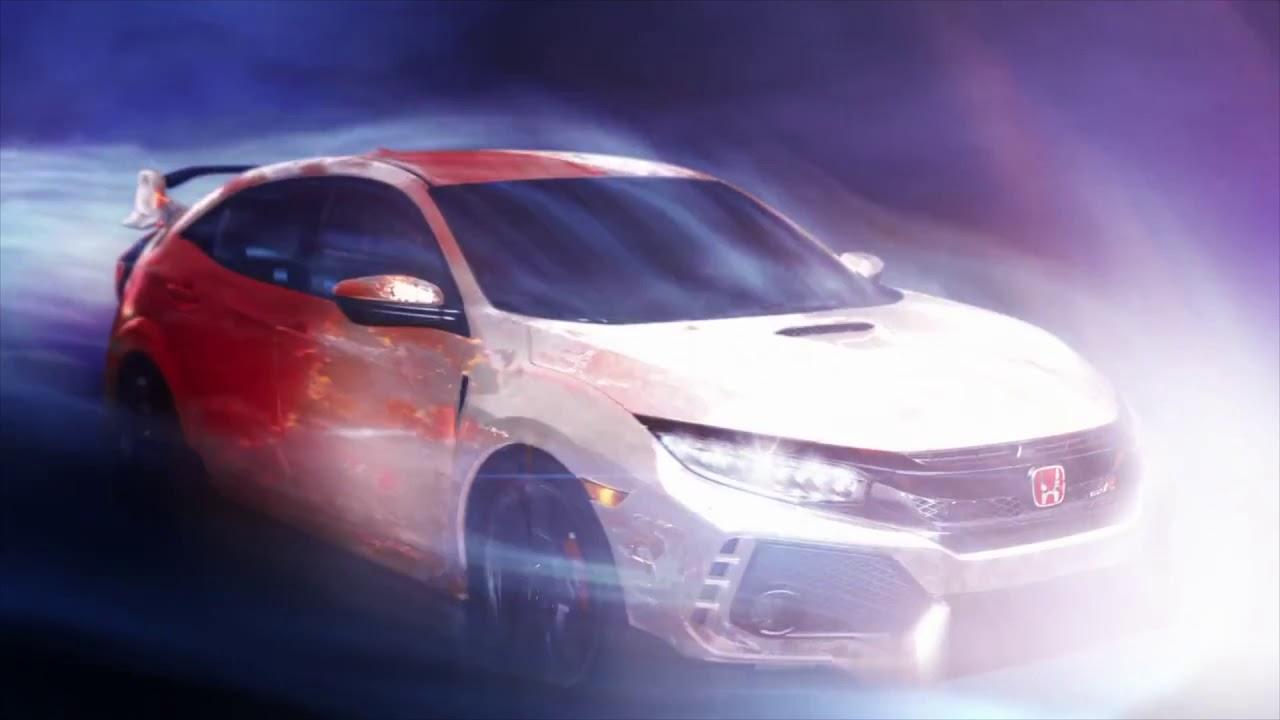 Honda Civic Commercial >> New Honda Civic Type R Best Honda Commercial Youtube