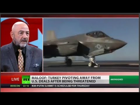 Turkey will find new seller if US drops F-35 deal