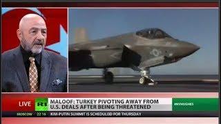 Turkey will find new seller if US drops F-35 deal