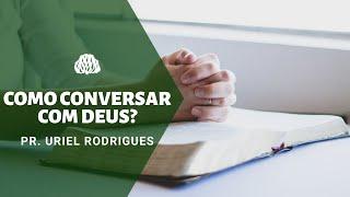 Como conversar com Deus | 31.07.2020 | IPB DIVINOLÂNDIA DE MINAS