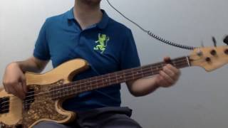 I Will Survive - Gloria Gaynor | Bass Cover