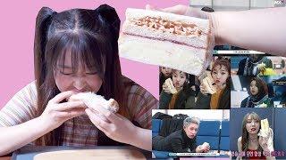 Inkigayo Sandwich- Trying K-Pop Idols' Favorite Sandwich