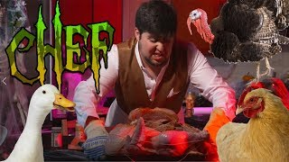 TURDUCKEN CHEF - JonTron