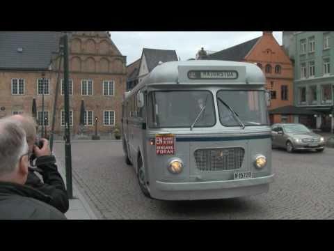 Leyland Worldmaster/VBK 1964 in Oslo, Norway