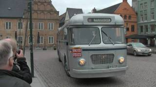 Leyland Worldmaster/VBK 1964 in Oslo, Norway