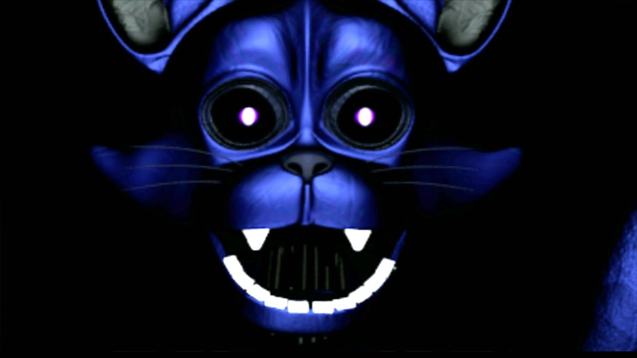 Monster Origami Cat Fnac Jumpscares In Ucn Youtube