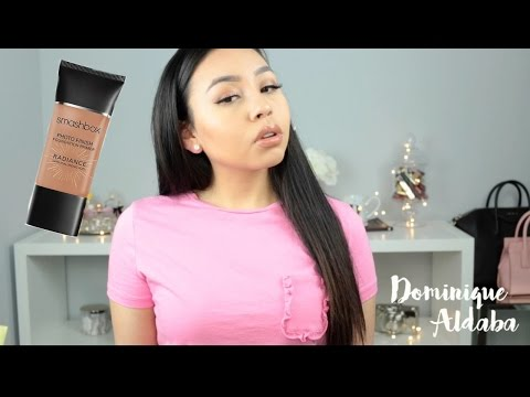 Smashbox Photo Finish Primer Radiance Review Youtube