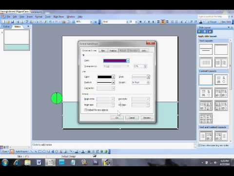 Animating with PowerPoint: Part 1