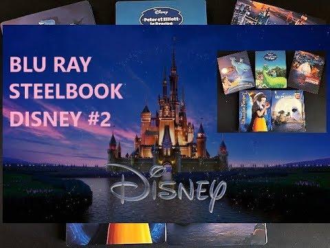 Steelbook Blu Fnac2 Ray Disney YfyvIg6b7