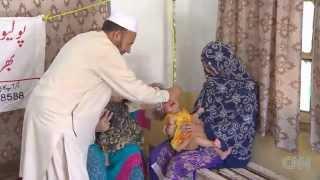 Pakistan :Health  Workers Attacked over Polio Vacine
