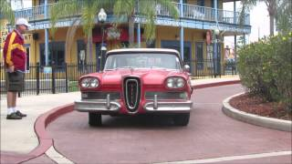 Florida Edsel Club Old Town Film - 2015