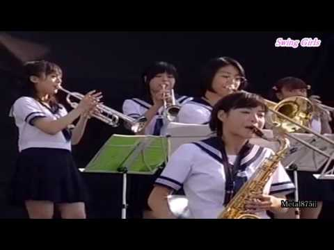Sing Sing Sing by Swing Girls (Japan) Live