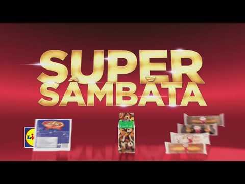 Super Sambata la Lidl • 7 Iulie 2018