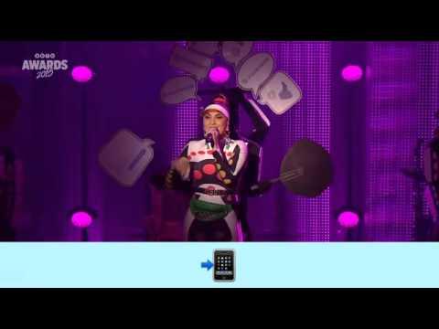 Zulu Awards 2015 - Cisilia emoji-karaoke
