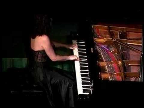 Cristiana Pegoraro suona Malaguena di Lecuona