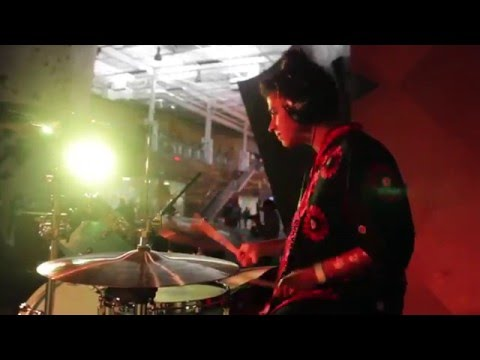 Go With the Flow - Madame Gandhi (LIVE DRUMS)