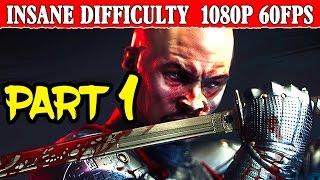 Shadow Warrior 2 Walkthrough Part 1 - Insane Difficulty No Pain No Gain 1080p 60FPS PC/PS4/XONE