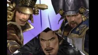 Warriors Orochi 2 Special Team Attacks Montage