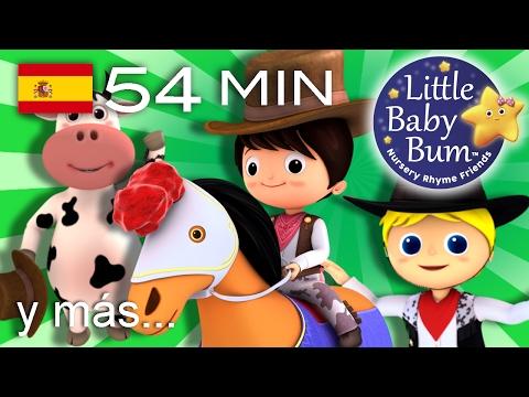 Yankee Doodle | Y muchas más canciones infantiles | ¡LittleBabyBum!