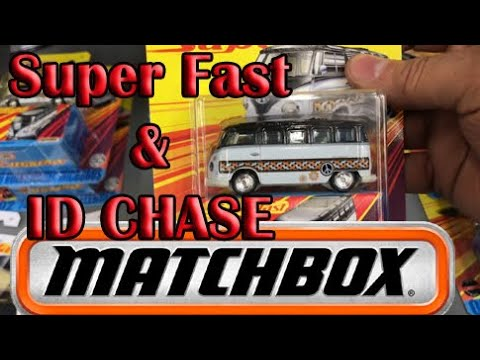 Matchbox Super Fast And ID Chase