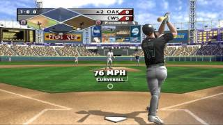 MVP Baseball 2004 PCSX2 PS2  - Oak at CHI 60fps