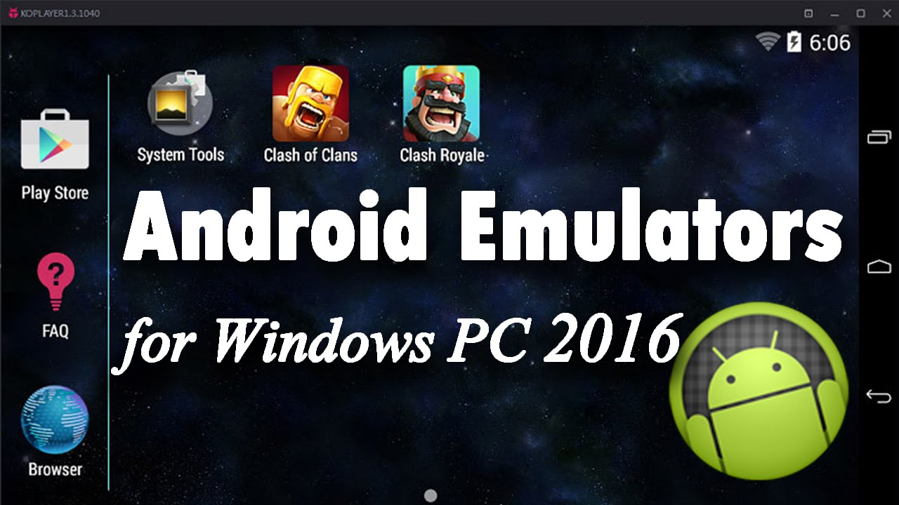 Top 10 fast android emulator | Top 10 Android Emulators for