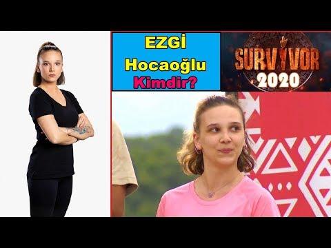Survivor 2020 Ünlüler Yarışmacısı Ezgi Hocaoğlu Kimdir Ve Kaç Yaşında?