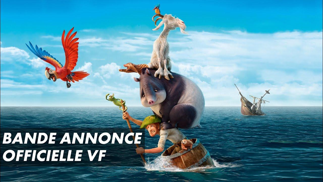 Download ROBINSON CRUSOE - Bande annonce officielle VF (2016)