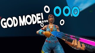 Nouvelle saison X Dieu Mode Glitch à Fortnite! (SAISON 10 GOD MODE GLITCH)
